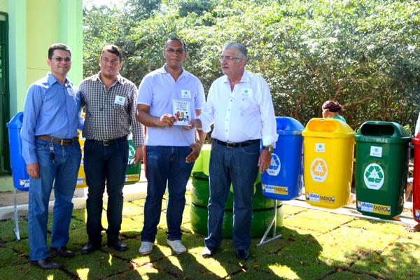 Abapa e Prefeitura de Barreiras fizeram a entrega durante inauguração da Sala Verde