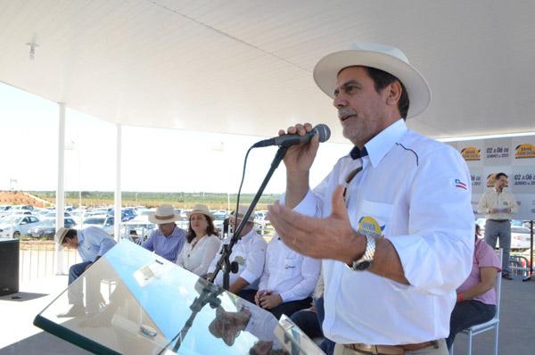 Presidente da Abrapa e da Câmara Setorial do Algodão, João Carlos Jacobsen