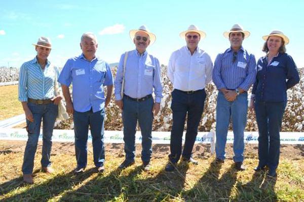 Representantes das entidades do agronegócio na região
