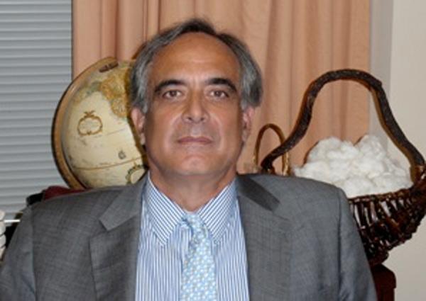 José Sette, diretor-executivo do Comitê Consultivo Internacional do Algodão - ICAC