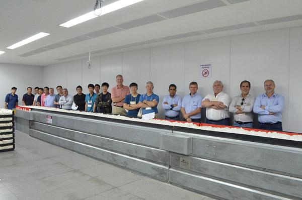 Visita ao Centro de Análise de Fibras da Abapa em Luís Eduardo Magalhães