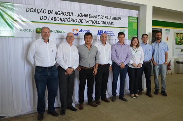 Centro de Treinamento recebe doação de Laboratório de Tecnologia AMS