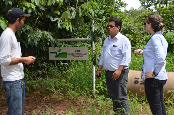 Programa ABR realiza visita no Condomínio Santa Carmen