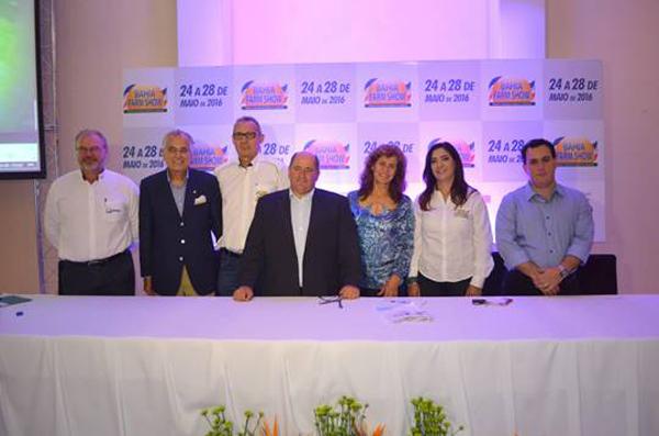 O lançamento aconteceu em Luís Eduardo Magalhães, no dia 17 de março