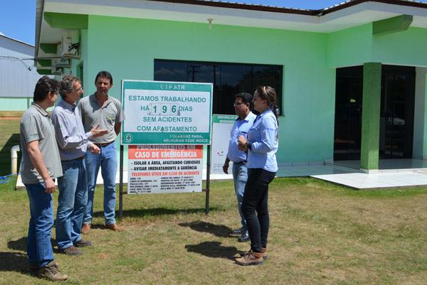 Auditoria na Fazenda Eliane, em São Desidério