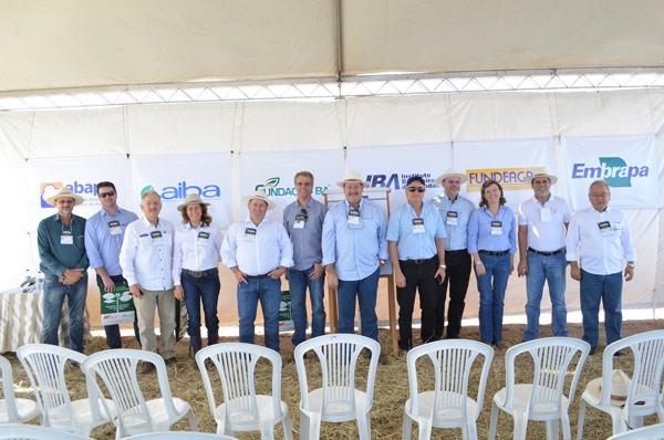 O tradicional evento acontece no Campo Experimental da Fundação Bahia