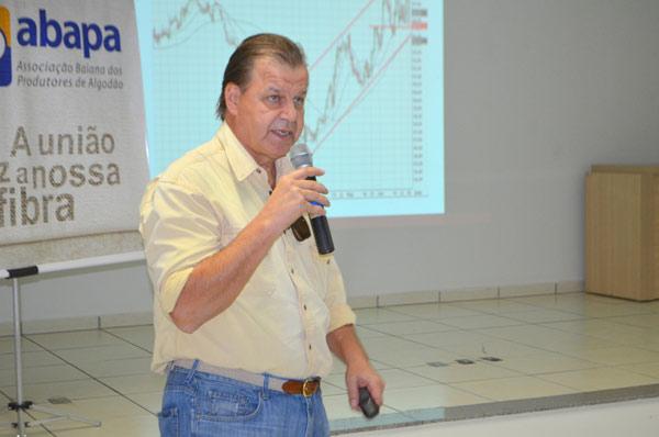 Conselheiro da Anea Cotton, Antonio Esteves