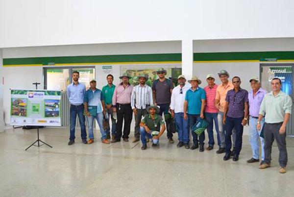 Participantes do Curso no Centro de Treinamento Parceiro da Tecnologia