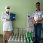 doações à Formosa do Rio Preto